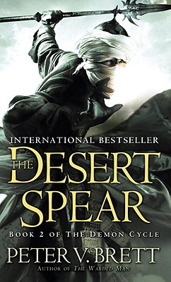 Image for The Desert Spear: Book Two of The Demon Cycle