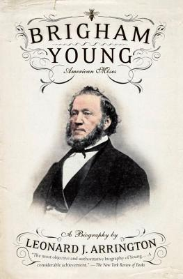 Image for Brigham Young: American Moses (Vintage)