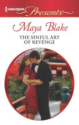 The Sinful Art of Revenge (Harlequin Presents), Blake, Maya