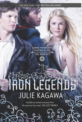 Image for The Iron Legends: Winter's PassageSummer's CrossingIron's Prophecy (The Iron Fey)