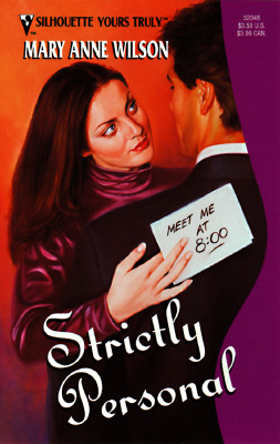 Image for Strictly Personal