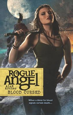 Image for Blood Cursed (Rogue Angel)