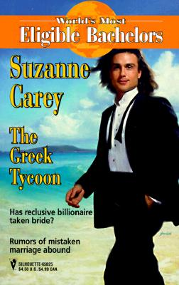 Image for Greek Tycoon  (The World'S Most Eligible Bachelors) (Worlds Most Eligible Bachelors)