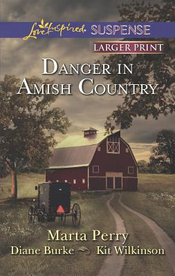 Danger In Amish County, Marta Perry