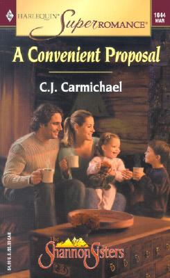 Image for A Convenient Proposal: The Shannon Sisters (Harlequin Superromance No. 1044)