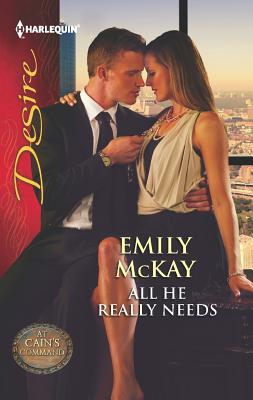 All He Really Needs, Emily McKay