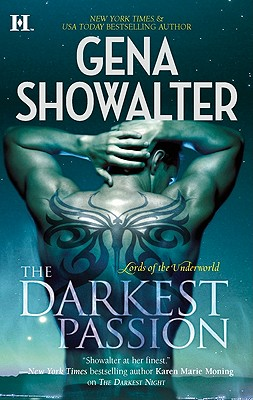 The Darkest Passion (Hqn), Gena Showalter
