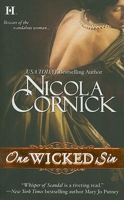 One Wicked Sin (Hqn), Nicola Cornick