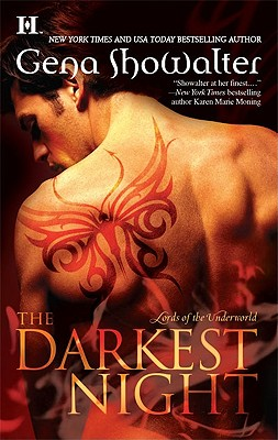 Image for The Darkest Night #2 Lords of the Underworld