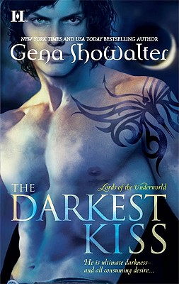 Image for The Darkest Kiss (Lords of the Underworld)
