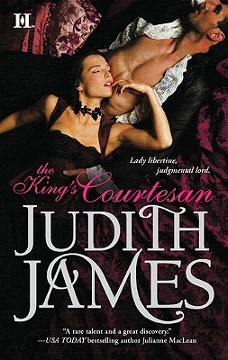The King's Courtesan (Hqn), Judith James