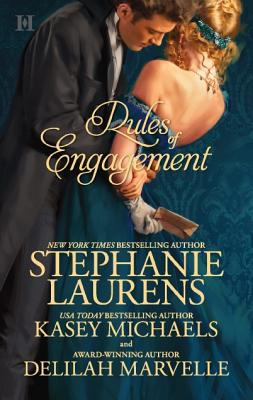 Rules of Engagement : The Reasons for Marriage / The Wedding Party / Unlaced, Laurens, Stephanie; Michaels, Kasey; Marvelle, Delilah