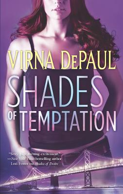 Image for Shades of Temptation (Hqn)