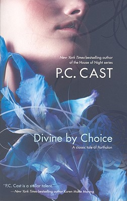 Image for DIVINE BY CHOICE A CLASSIC TALE OF PARTHOLON