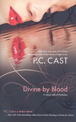 Divine by Blood (Partholon), P.C. Cast