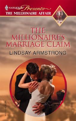 Image for MILLIONAIRE'S MARRIAGE CLAIM, MILLIONAIRE AFFAIR