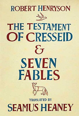 Image for The Testament of Cresseid and Seven Fables