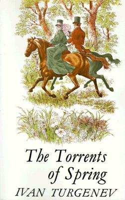 Torrents of Spring, Turgenev, Ivan; Magarshack, David [translator]