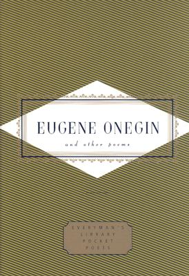 Eugene Onegin and Other Poems : And Other Poems, ALEKSANDR SERGEEVICH PUSHKIN, CHARLES JOHNSTON