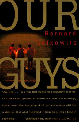 Our Guys, Lefkowitz, Bernard