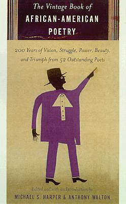 Image for Vintage Book of African American Poetry: 200 Years of Vision, Struggle, Power, B