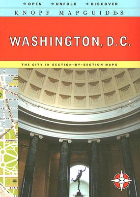 Image for Knopf MapGuide: Washington, D.C. (Knopf Mapguides)