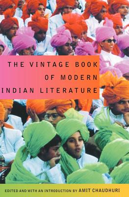 Image for Vintage Book of Modern Indian Literature