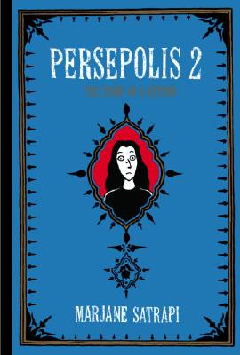 Image for Persepolis 2: The Story of a Return (Pantheon Graphic Library)