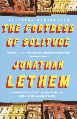 FORTRESS OF SOLITUDE, LETHEM, JONATHAN