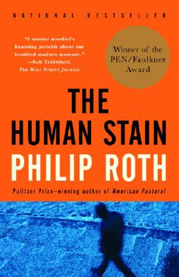 The Human Stain: American Trilogy (3), Roth, Philip