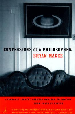 Image for Confessions of a Philosopher: A Personal Journey Through Western Philosophy from Plato to Popper (Modern Library (Paperback))