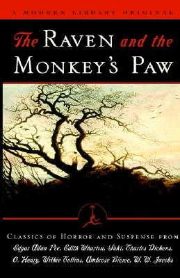 Image for The Raven & The Monkey's Paw: Classics of Horror and Suspense from the Modern Library (Modern Library (Paperback))