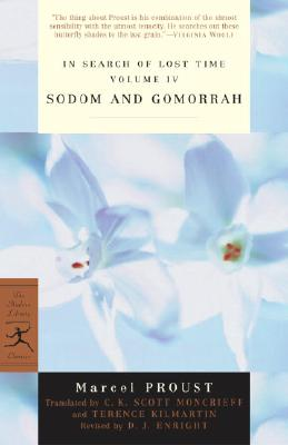 Image for In Search of Lost Time Volume IV Sodom and Gomorrah (Modern Library Classics)