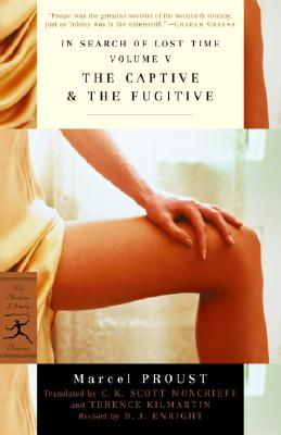 """Image for """"The Captive & The Fugitive: In Search of Lost Time, Vol. V (Modern Library Classics) (v. 5)"""""""