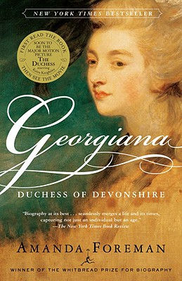 Georgiana: Duchess of Devonshire (Modern Library Paperbacks), Foreman,Amanda