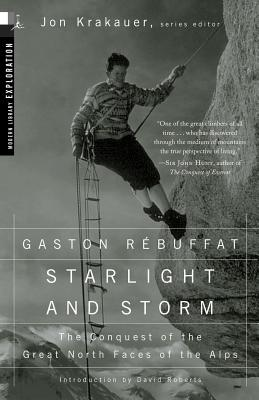 Starlight and Storm (Modern Library Exploration), Rebuffat, Gaston; Jon Krakauer