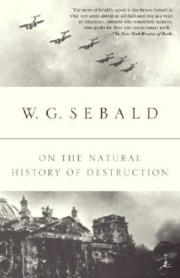 Image for On the Natural History of Destruction (Modern Library Classics (Paperback))