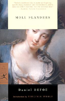 Image for Moll Flanders (Modern Library Classics)