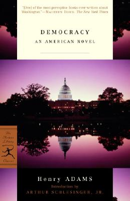 Image for Democracy: An American Novel