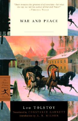 War and Peace (Modern Library Classics), Leo Tolstoy