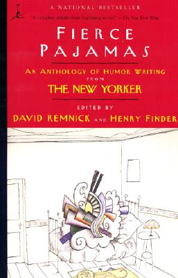 Image for Fierce Pajamas: An Anthology of Humor Writing from The New Yorker (Modern Library (Paperback))