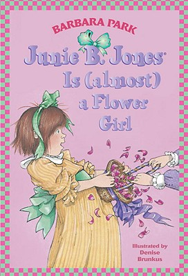 Image for JUNIE B. JONES IS ALMOST A FLOWER GIRL