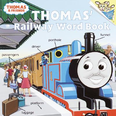 Image for Thomas's Railway Word Book (Thomas & Friends) (Pictureback(R))