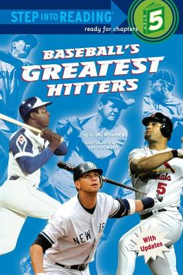 Image for Baseball's Greatest Hitters (Step-Into-Reading, Step 5)