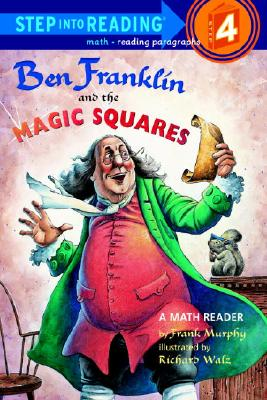 Image for Ben Franklin and the Magic Squares (Step-Into-Reading, Step 4)