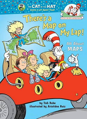 Image for There's a Map on My Lap! A Cat in My Hat Book