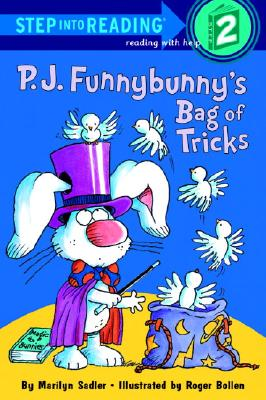 Image for P.J. Funnybunny's Bag of Tricks (Step into Reading)