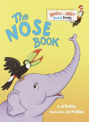Image for NOSE BOOK