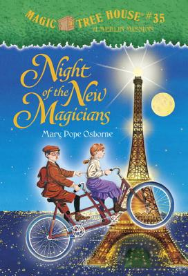 Magic Tree House #35: Night of the New Magicians (A Stepping Stone Book(TM)), Mary Pope Osborne