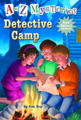 Image for Detective Camp (A to Z Mysteries Super Edition, No. 1)